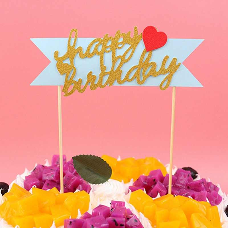 Розовый синий Радуга облако шары коллекция торт Топпер десерт украшения для день рождения прекрасные подарки Бесплатная доставка