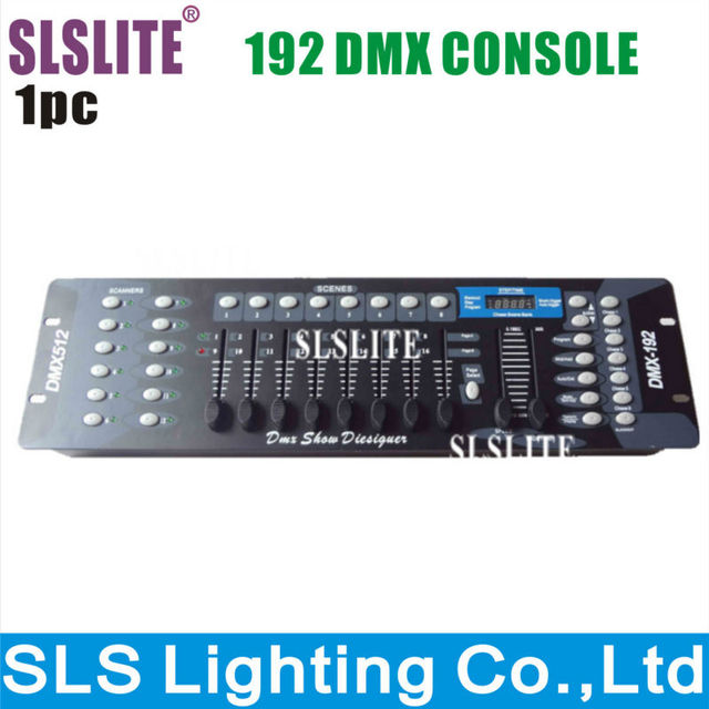 dmx 192 lighting control console DMX console stage lighting dmx 512 controller dj controller console lighting  sc 1 st  AliExpress.com & dmx 192 lighting control console DMX console stage lighting dmx 512 ...