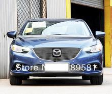 For Mazda 6 Atenza M6 2014 2015 2016 aluminium alloy Front Grille Trim new