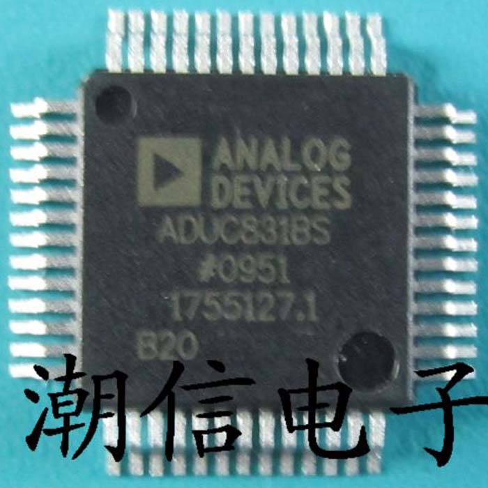 Free shipping new100% ADUC831BS(ADUC831BSZ)QFP-52