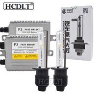 HCDLT 35W Cnlight Car Headlight Kit Xenon H7 4300K 5000K 6000K Cnlight H1 H3 H11 HB3 HB4 9012 D2H DLT F3 Slim HID Ballast Kit