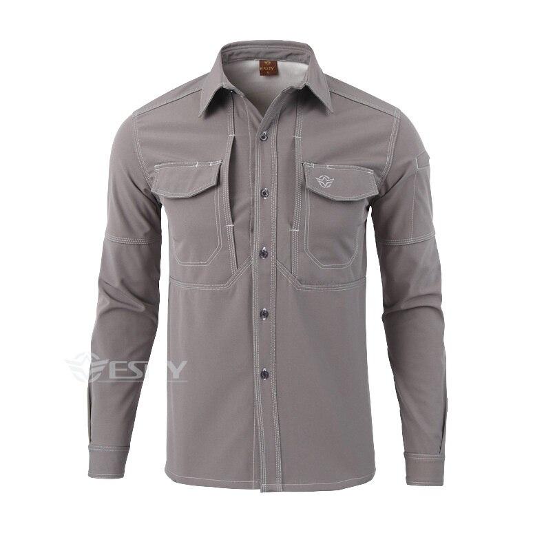 Online get cheap 100 cotton work shirts for men for Cheap workout shirts mens