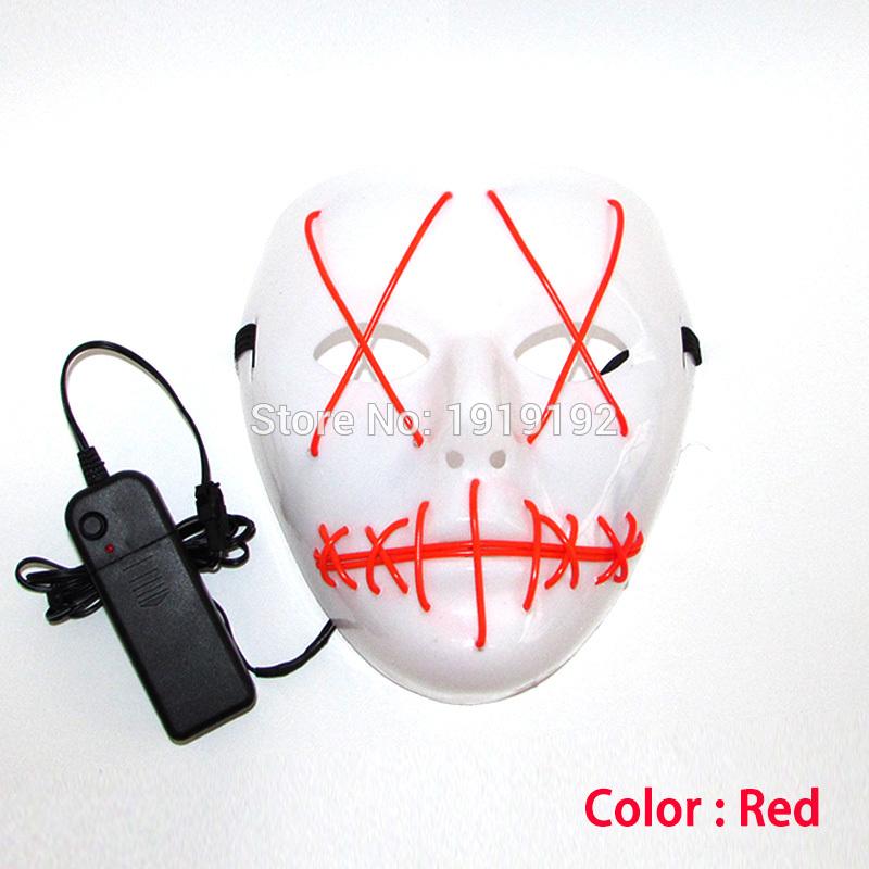 HTB1fne.RVXXXXXXapXXq6xXFXXX2 - Mask Light Up Neon LED Mask For Halloween Party Cosplay Mask PTC 260