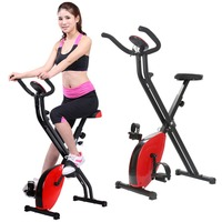 Household Stationary Exercise Bicycle New Pedal MTB Bike Trainer Indoor Fitness Mute Cycling Training Roller Equipment HWC