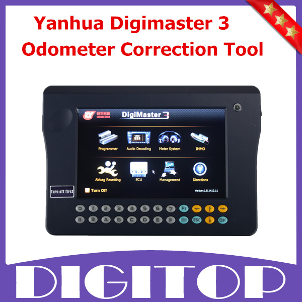 Digimaster 3 Digimaster III Original Odometer Correction Master with 980 Tokens Buy It Now Get Free CAS4+ Software Free Shipping