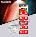 Panasonic 10 шт., батарейки lr44 1,5 В, батарейки для литиевых монет A76 AG13 G13A LR44 LR1154 357A SR44, 100% оригинал