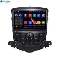 Yessun Android Радио плеер для автомобиля Chevrolet Cruze 2008 ~ 2012 Стерео Радио мультимедиа GPS навигации с WI FI Bluetooth AM /fm