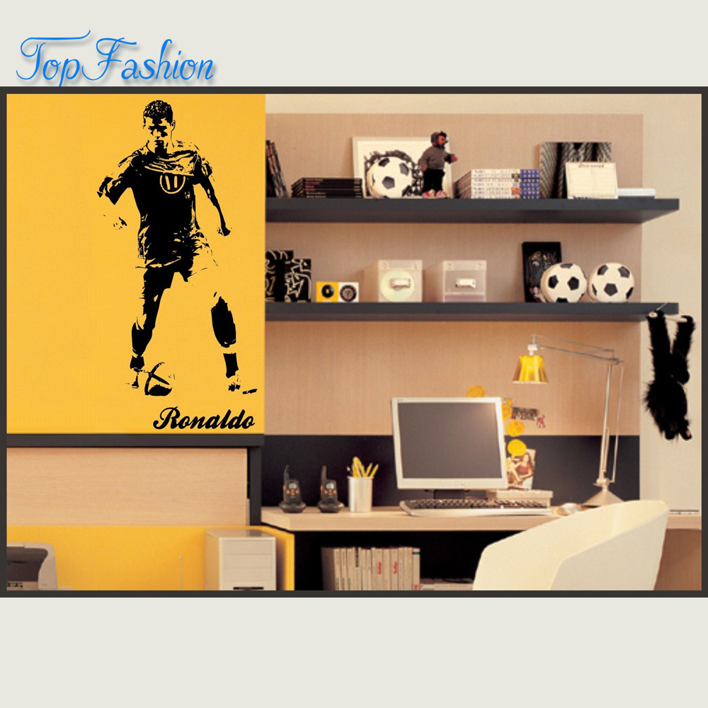 Cr7 cristiano ronaldo wall sticker children bedroom wall decal wall cr7 cristiano ronaldo wall sticker children bedroom wall decal wall art 3 sizes in wall stickers from home garden on aliexpress alibaba group voltagebd Choice Image