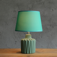 Nordic Table Lamps bedroom originality American style ceramics simple modern fashion lovely warm light desk lamp LU807120