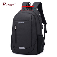 Anti Theft Men Backpack Laptop 15.6 Inch with Lock Usb Charge Computer Back Pack Male Oxford Large Bagpack Mochila School Bags