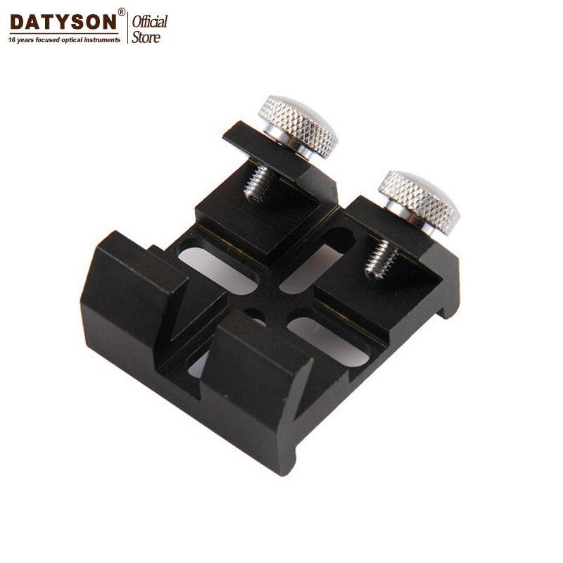 Datyson Finder Scope Base Universal Dovetail Base for Installation of FinderScope Green font b Laser b