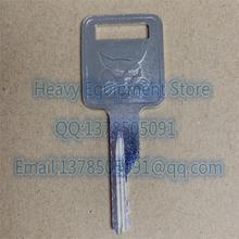 1 шт. для ключа для BOBCAT мини-экскаватор с бортовым поворотом 6709527 S220 S250 S330A300 T250 T320 погрузчик с бортовым поворотом 6693241