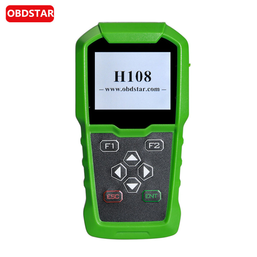 OBDSTAR H108 PSA Programmer Support All Key Lost Programming Pin Code Reading Cluster Calibrate for Peugeot