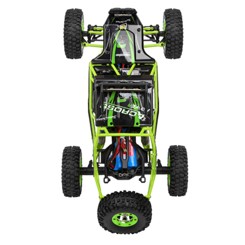 4WD 2.4GHz Motor With