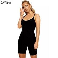 Nibber, черный, базовый, без рукавов, женский,, летний, модный, эластичный, мягкий, Повседневный, костюм, для бега, спортивная одежда, mujer
