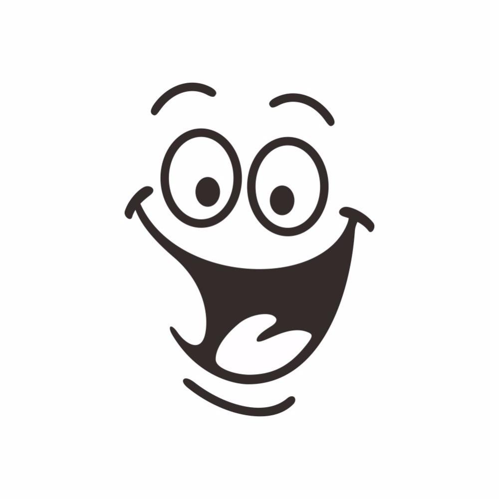 Творческий смайлик узор Туалет Декор Экологичные Съемный наклейки Тетрадь Водонепроницаемый самоклеящиеся Стикеры росписи