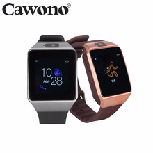 Cawono G12 Bluetooth Smart Watch with Camera Smartwatch Relogio Watch TF SIM Card for iPhone Samsung Huawei Android VS DZ09 GT08