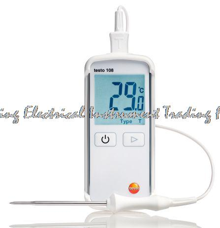 Fast arrival TESTO testo 108 Digital food thermometer