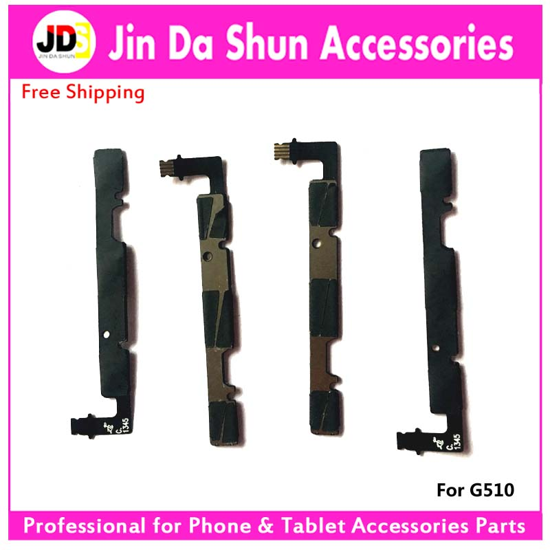 Tested For Huawei Ascend G510 G520 G525 U8951 T8951 Power On Off Swtich Button Volume Up Down key Flat Flex Cable Ribbon Parts