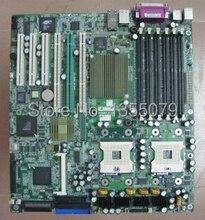 X5DPL-8GM Server Motherboard E7501 chipset Socket 604 100% test