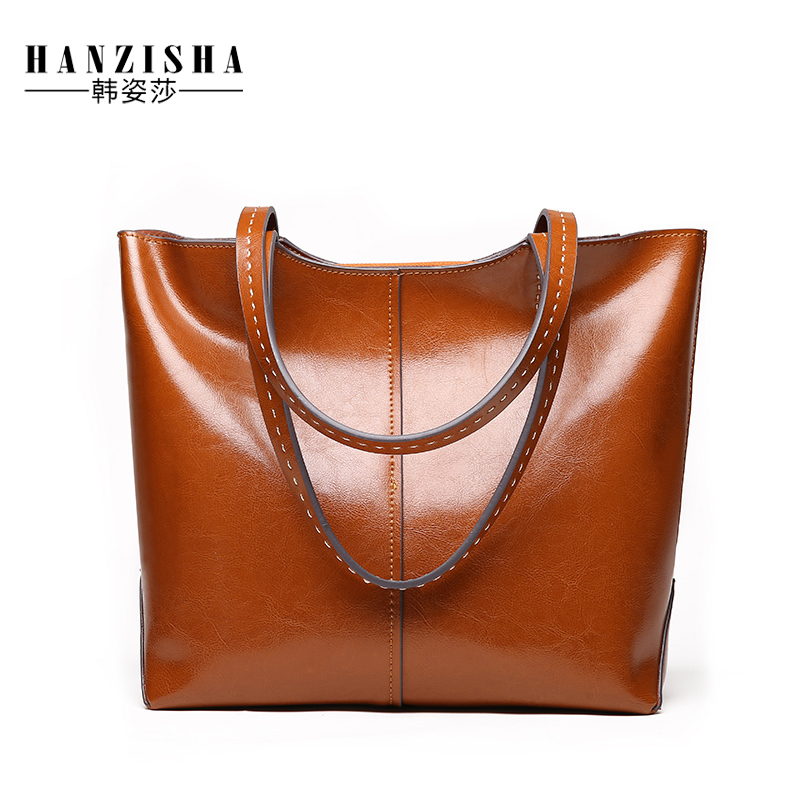2018 New Fashion Brand Genuine Leather Women Bag Large Capacity Natural Leather Female Handbags Women Tote Bag Bolsas Feminina diy 5v 2a voltage regulator junction box solar panel charger special kit