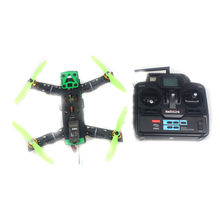 Mini CC3D 260 RC Quadcopter Drone Kit Integrated Frame Helicopter Aircraft No Battery F16050-B