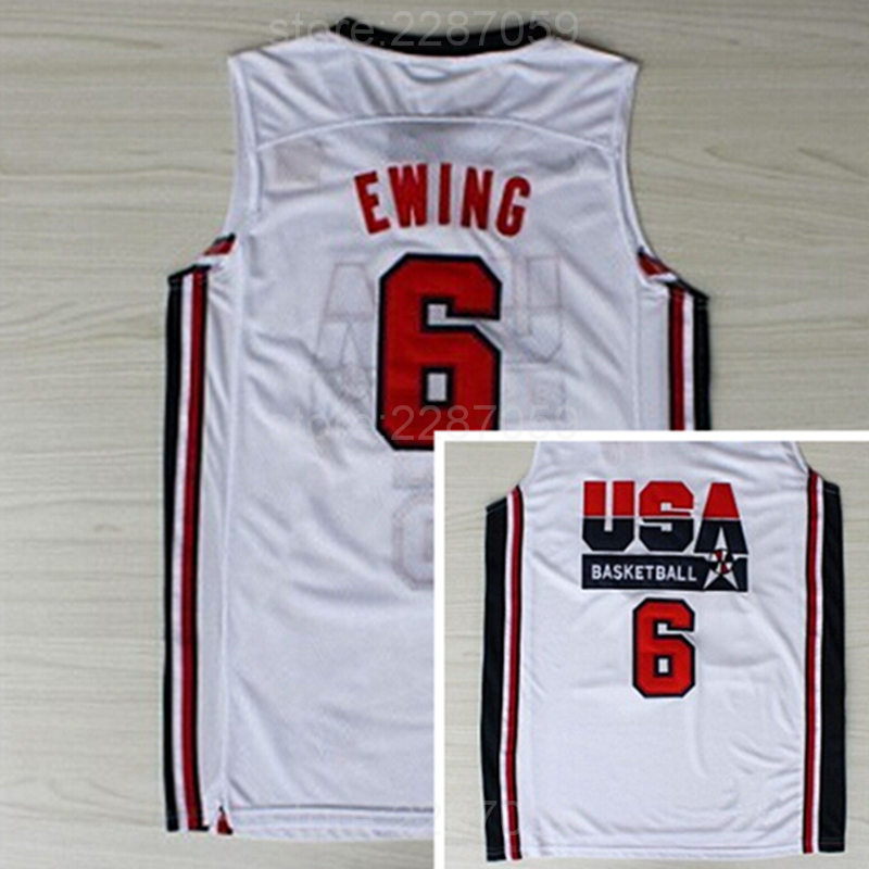dff9e519f564 Buy ewing basketball jersey and get free shipping on AliExpress.com