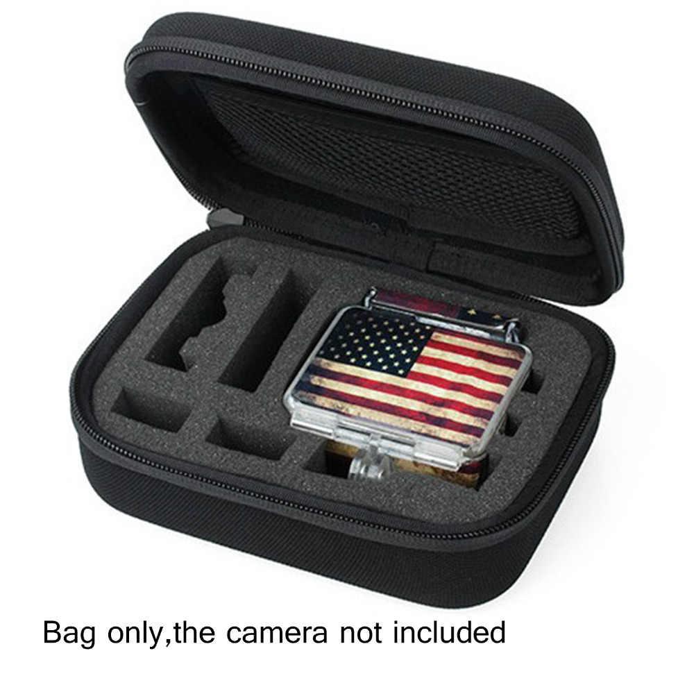 Besegad ЕВА ударопрочный жесткий защитный чехол для спортивной экшн-камеры Go Pro GoPro Hero 5 4 3 2 спортивной экшн-камеры Xiaomi Yi 2 4 K 4 K экшн Камера Sj4000 аксессуар
