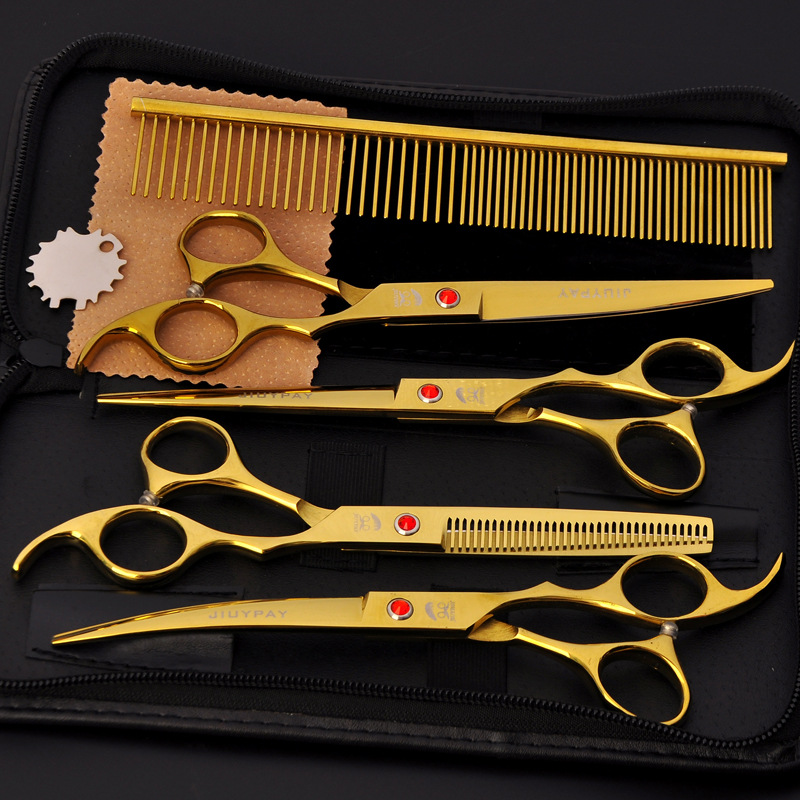 Professional Pet Scissors (7)
