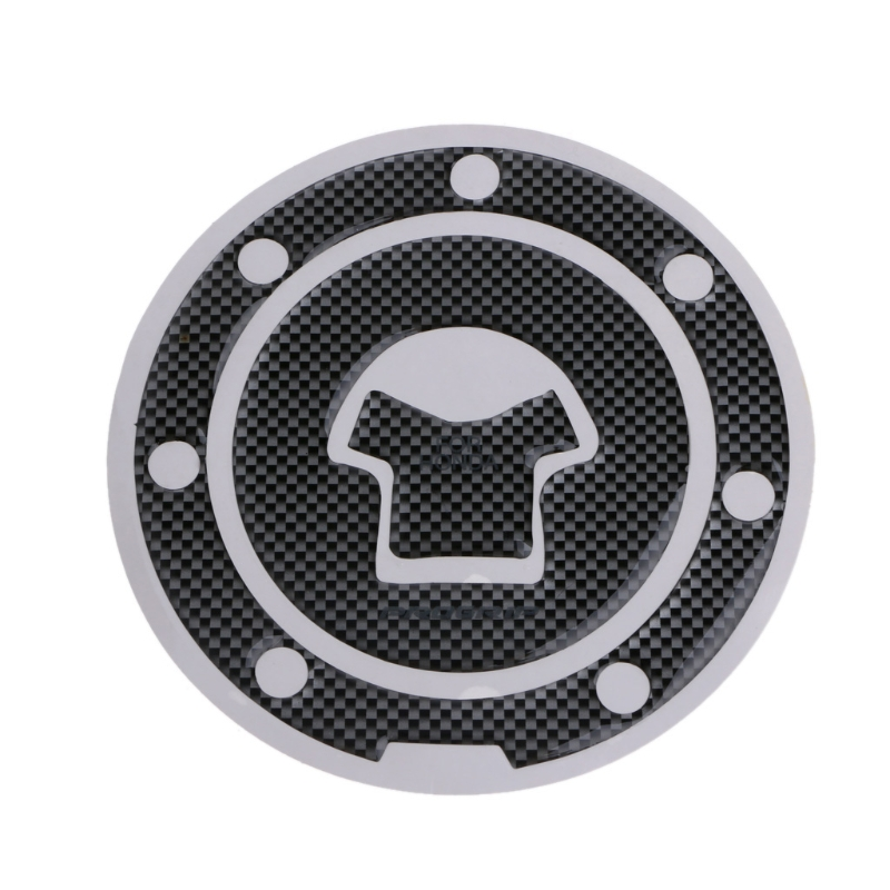 Motorcycle Carbon Fiber Tank Pad Tankpad Protector Sticker For Honda Cbr600 F2 #3