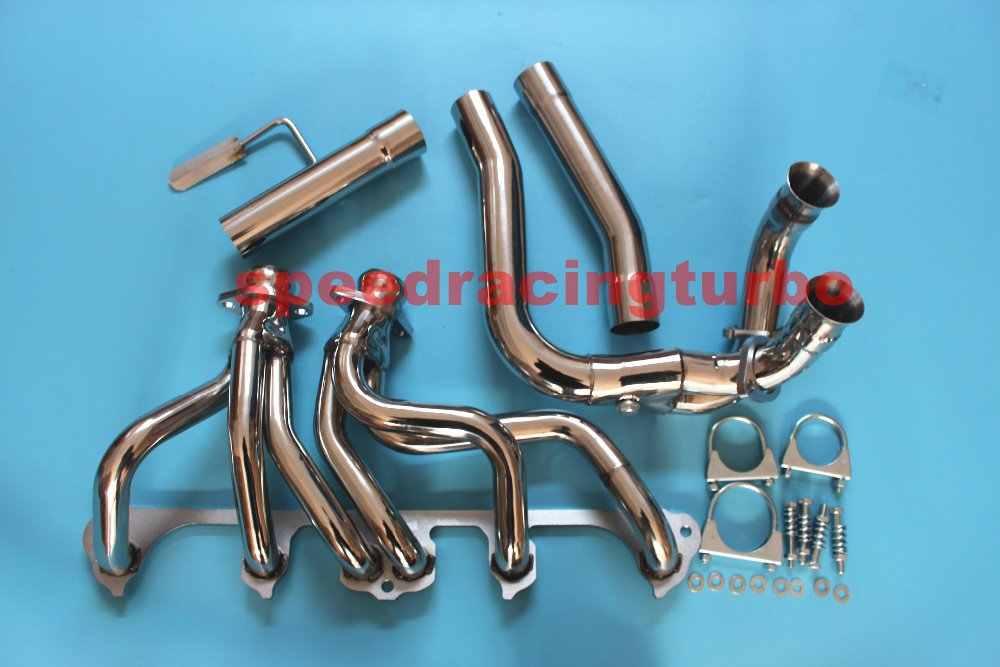 stainless steel header exhaust manifold