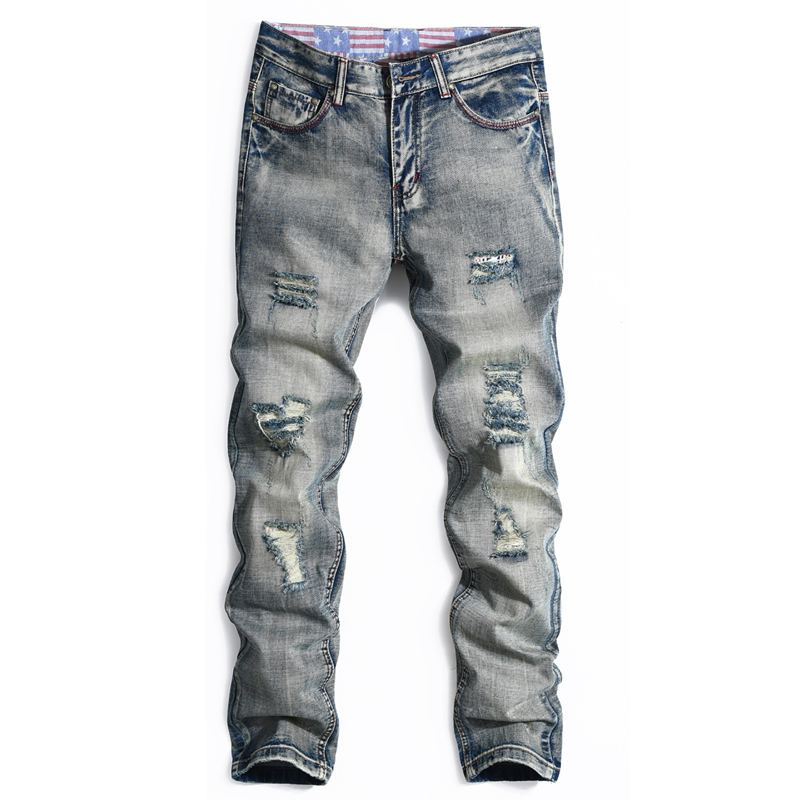 Online Get Cheap Ripped Jeans for Men Sale -Aliexpress.com