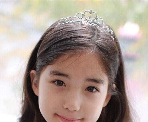HTB1fnnZJVXXXXbnXXXXq6xXFXXXq Dazzling Rhinestone Crystal Girl Princess Headband Tiara - 15 Styles