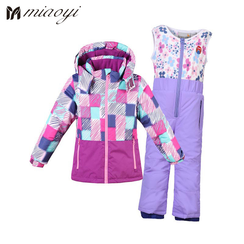 Miaoyi 2018 New Style of Children's ski suits thicker children's assault jacket pants more popular of all over the world men of war assault squad ключ стим