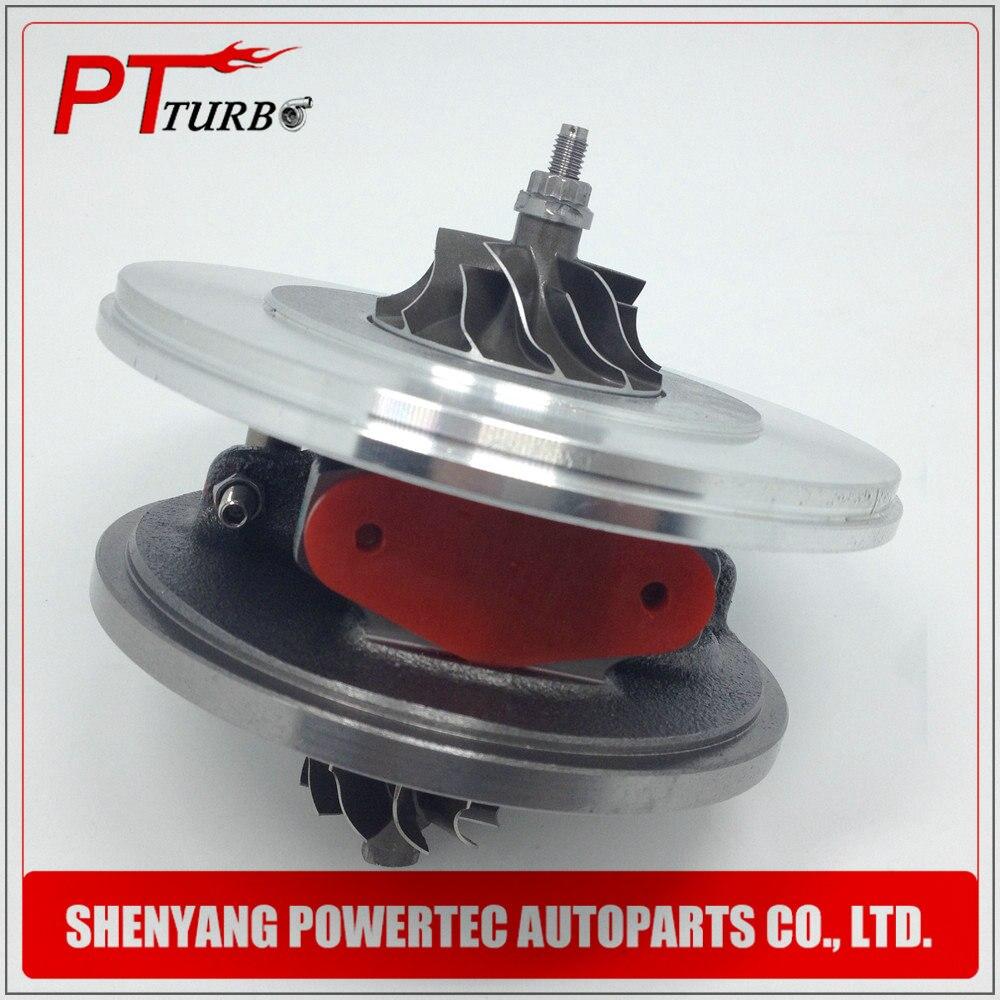 Garrett GT1544V turbocharger cartridge 753420 750030 740821 Turbo Chra Core for Citroen Peugeot 1.6 HDi 80KW garrett gt1544v 753420 5004s 753420 0375j8 9656125880 9660641380 turbo cartridge chra turbocharger core for mini cooper w16