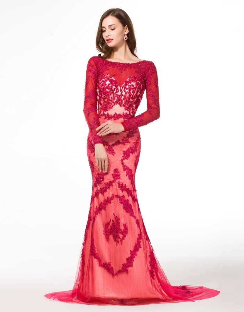 Compare Prices on Red Evening Gown- Online Shopping/Buy Low Price ...