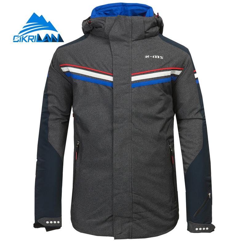 Hot Sale Anti-wind Water Resistant Chaquetas Doudoune Homme Camping Outdoor Cotton Winter Jacket Men Mountain Hiking Padded Coat hot sale windstopper water resistant coat 2in1 hiking winter jacket women outdoor veste breathable camping chaquetas mujer