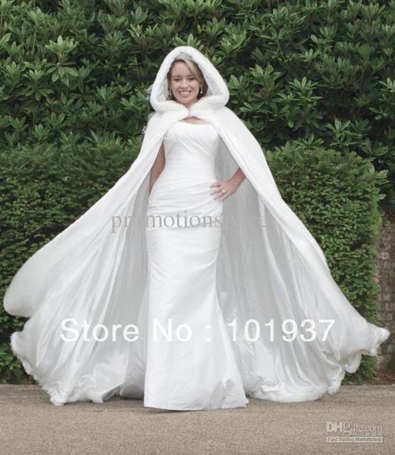 Whole New Hot White Winter Wedding Dresses With Coat Stunning 2 Pcs Sheath Cloaks Bridal Gowns