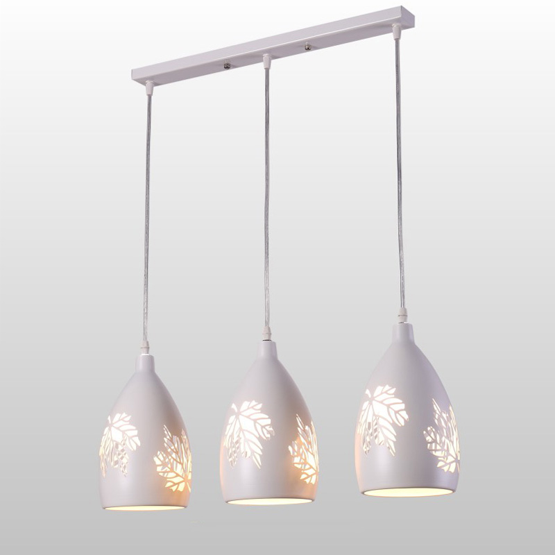 Modern Country Rope Pendant Light Fixtures Dining Room