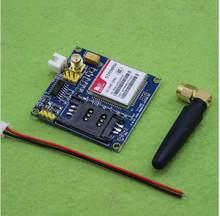 Novo sim900a v4.0 kit módulo de extensão sem fio gsm gprs placa antena testado em todo o mundo loja