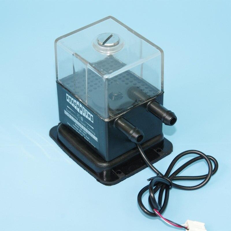 DC12V SC-300T version améliorée ordinateur refroidissement par eau liquide silencieux muet circulant en céramique sans brosse pompe à eau
