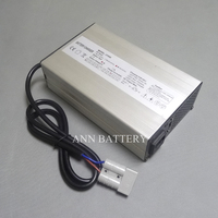 High Power 48v 15a Lithium Battery Lead Acid Battery Lifepo4 Battery Charger With Alligator Clip Tourist