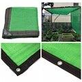 Tewango зеленый анти-УФ ПНД сетчатый навес наружный тент для сада  бассейна  тент  чистая суккулентная Крышка для растений  затеняющая сетка