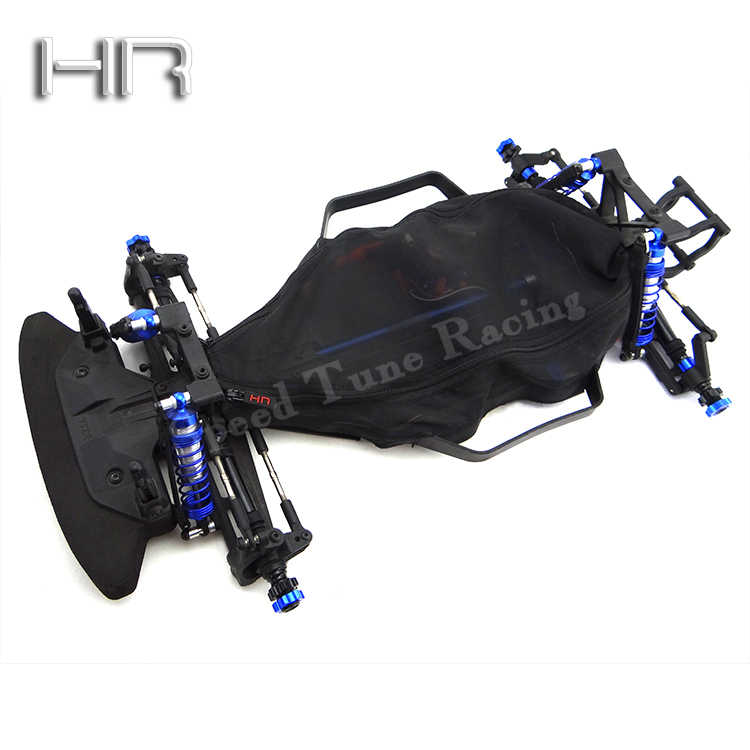 Hot Racing Traxxas Slash 2WD 4x4 Rally Lage CG Chassis Vuil Guard Cover NIEUWE