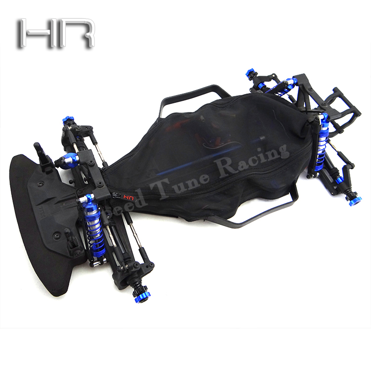 Hot Racing Traxxas Slash 2WD 4x4 Rally Low-CG Chassis Dirt Guard Cover traxxas bandit 2wd 2 4ghz