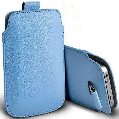 13 colores pull up pouch bag case para asus zenfone 3 max zc553kl bolsas móvil c