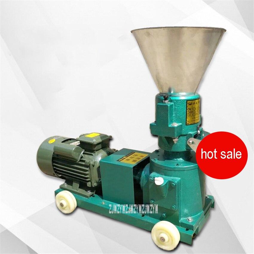 250 гранулятор корма для животных, машина по производству древесных топливных гранул 400 500 кг/ч Пелле мельница машина с мотором 2,5/3/4/6/8 мм опцио
