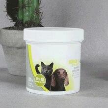 Pet салфетки для глаз 100 шт. Тедди золотистый ретривер товары собак чистые Маленькие кошки слезть шрамы A10895