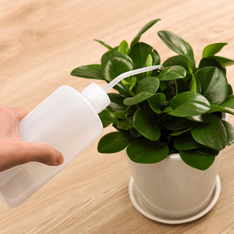 250ml Watering Tools Portable Gardening Kettle Plant Flower Pouring Spray Squeeze Bottle Handheld Watering Sprayer Bottles