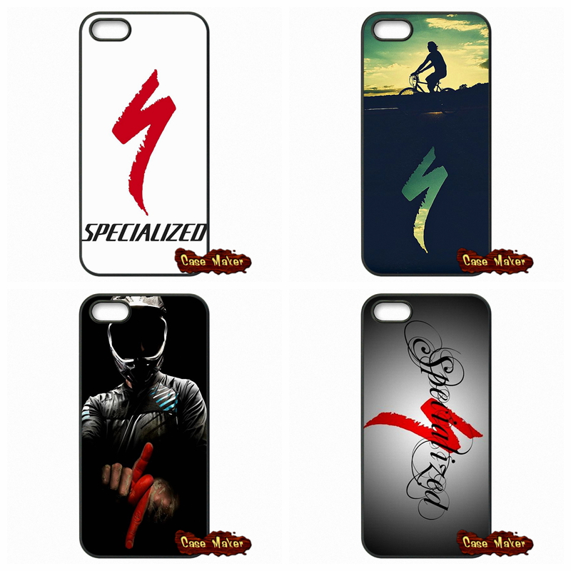 Specialized Bikes bicycle Race team Phone Case Cover For Samsung Galaxy S3 S4 S5 MINI S6 S7 Edge iPhone 4 4S 5S 5 5C 6 6S Plus